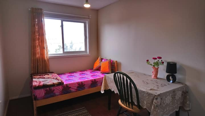 Private Comfort Room in Downtown Mississauga