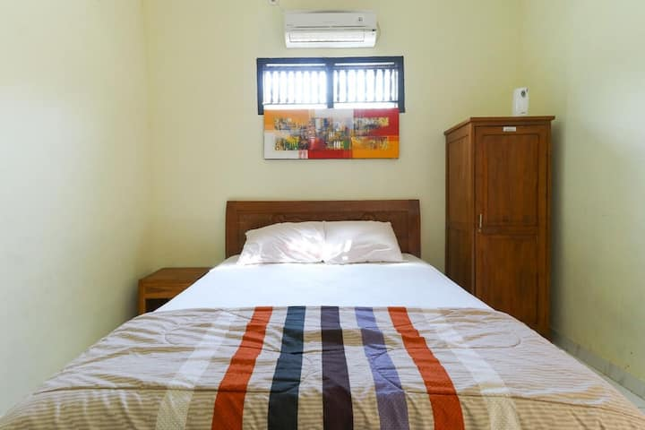 Grand Deluxe AC at Anda Homestay
