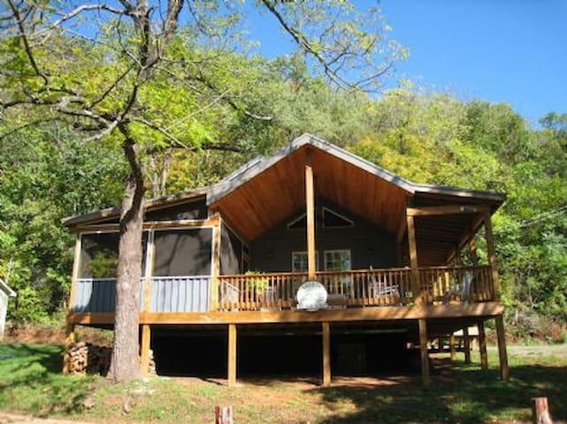 Located on New River Trail and with Views of New River - Suyeta