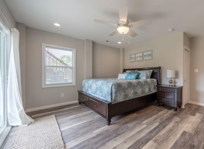 Lower Master Bedroom