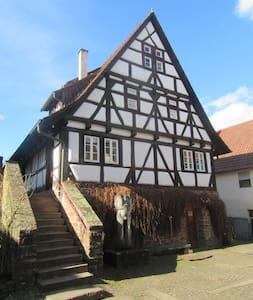 Traumwohnung auf dem Weingut in Keltern-Dietlingen - Keltern - Flat