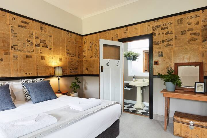 Forrest Guesthouse, Forrest Suite, King Bed or twin singles