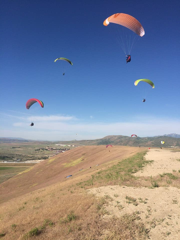 Paragliding Nirvana - Double room - Great views
