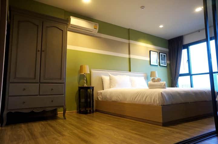 ชะอำหัวหิน Cha-am / Hua-Hin (Rain Cha Am Condominium)