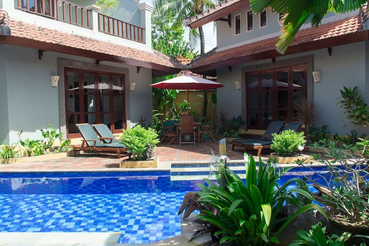 Affordable & Beautiful Villa In Legian