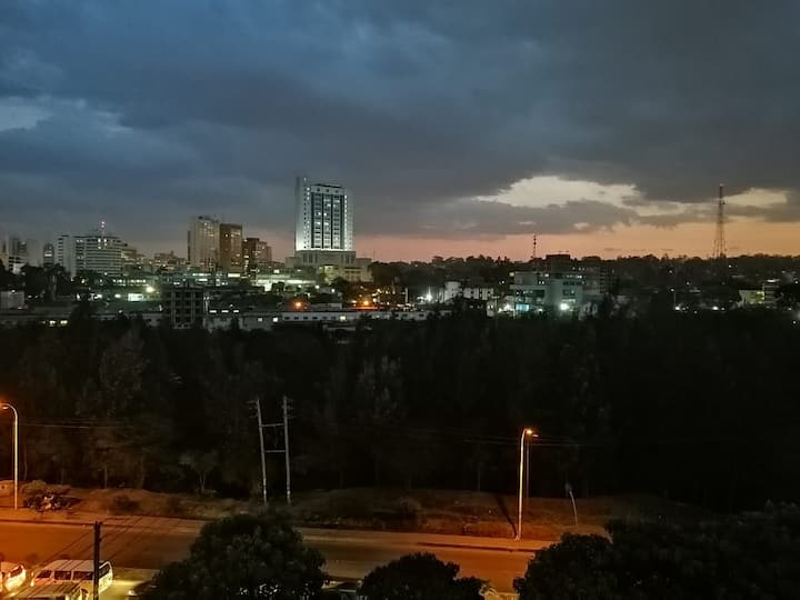 Nairobi City View Studio.