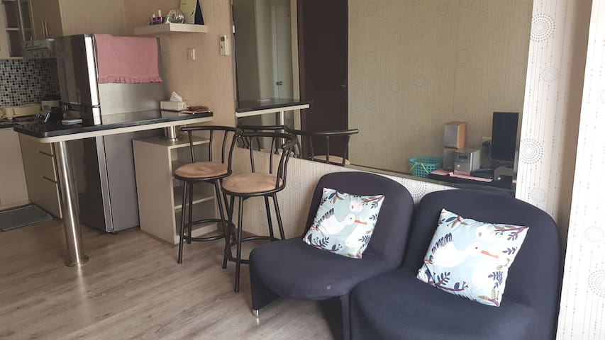 Puri Parkview NEW2BR. Strategic, Comfortable+ WiFi
