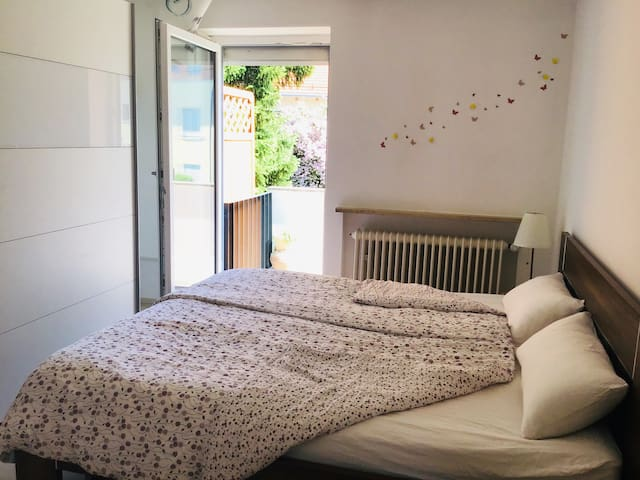 Up to 2 cosy rooms close to Munich and mountains