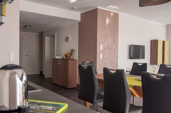 Convenient apartment-flat