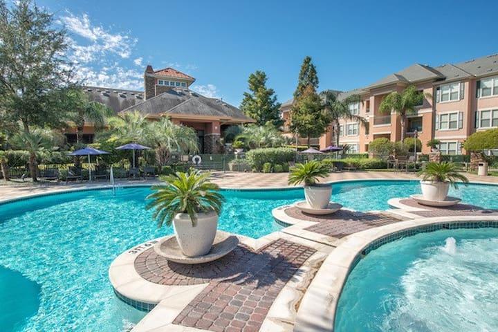 Houston Resort