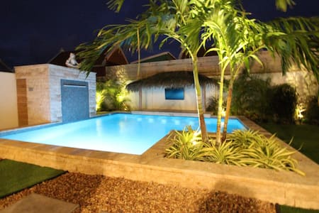 Amazing New Villa with Private Paradise with Heated Pool