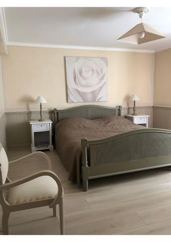 Chambre Vanille / Fleur de Coton