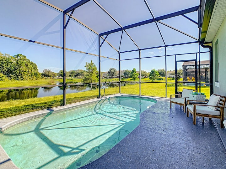 2020 LAKE HOUSE, #4957 - FABULOUS! DISNEY NEARBY!