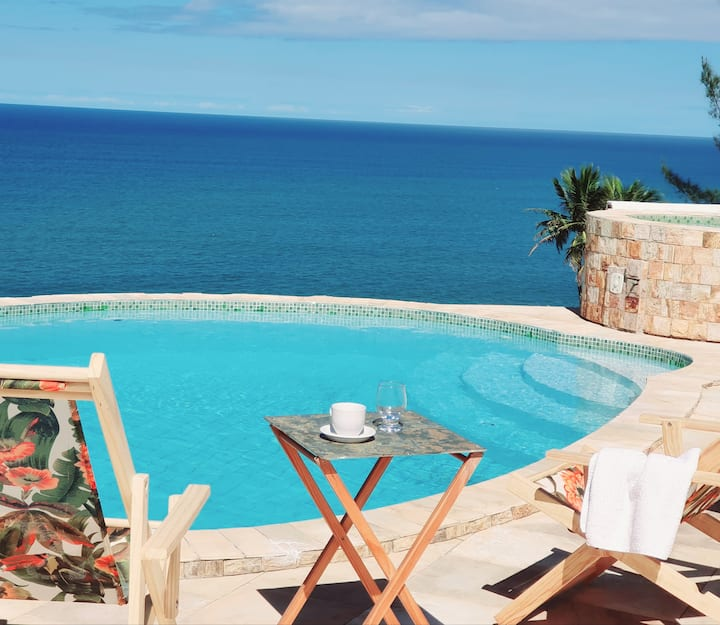 Designer Villa On The Atlantic Ocean!