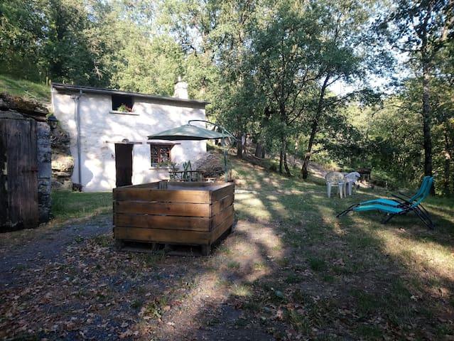 La petite maison dans les bois