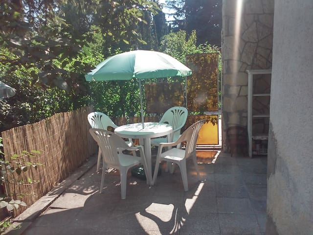 Small house for rent in Zamárdi-felső