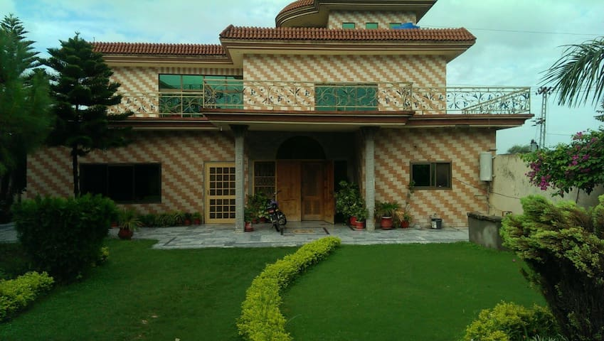 "Usman""s house - Rawalpindi - Apartment"