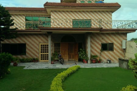 "Usman""s house - Apartemen"