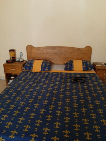 Appartement accueillant et fonctionnel