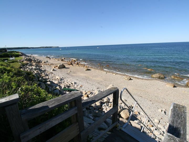 Plymouth Seaside Home. Water View/Beach Access