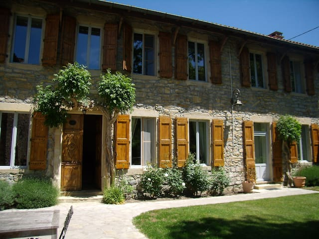 Bed & Breakfast Les Tilleuls - Millau - Guesthouse