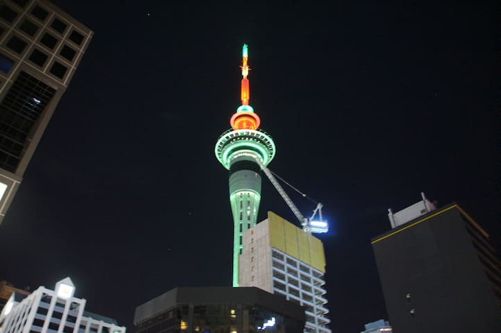 The best accomodation in Auckland - Auckland