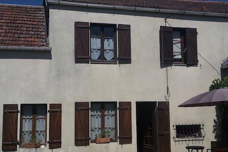 maison de charme champenoise - Verpillières-sur-Ource - Huis