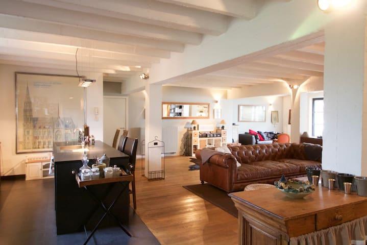 Beau loft - cadre idyllique - Beersel - Loft