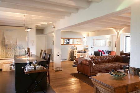 Beau loft - cadre idyllique - Beersel