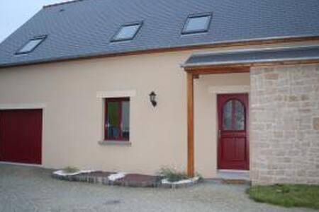Maison très agréable - Baie du Mont Saint Michel - Saint-Georges-de-Gréhaigne