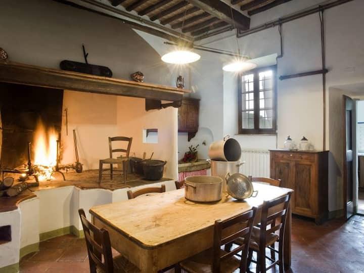 Montestigliano - Villa Donati