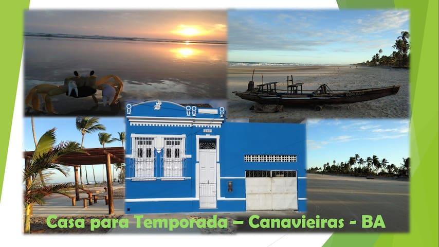 Sua Casa em Canavieiras Bahia!