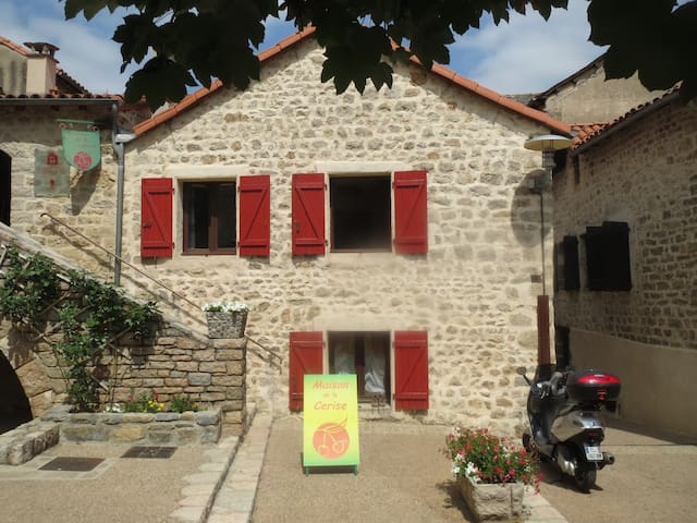 maison de village - Paulhe - House