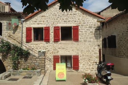 maison de village - Paulhe - Huis