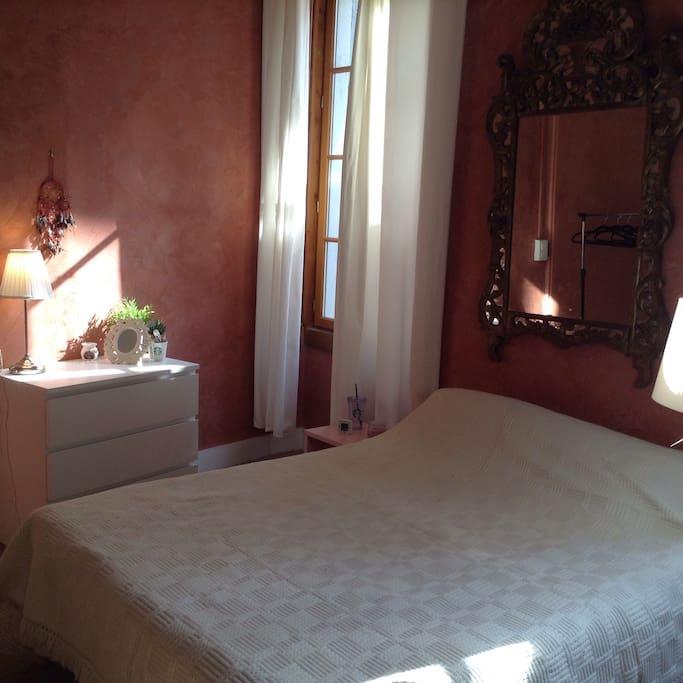 Vue chambre privée
