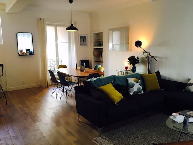 Lovely House/Maison familiale aux portes de Paris - Clamart - Huis