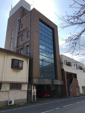 和歌山城 JOHOKU - Wakayama - บ้าน