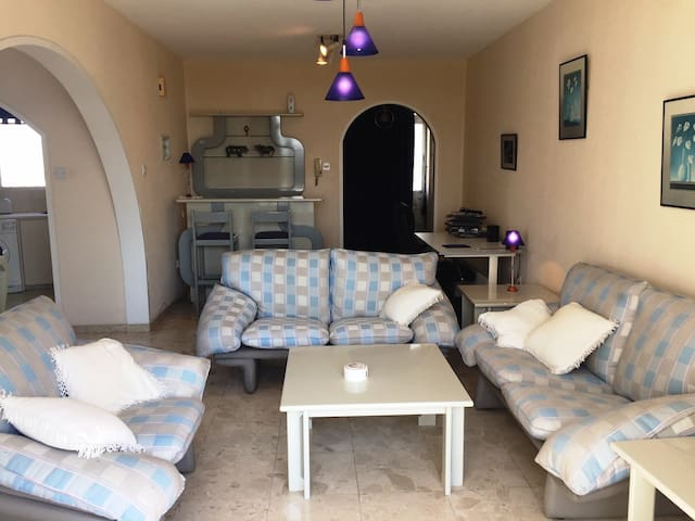 Nicosia Private Room with View & Pool