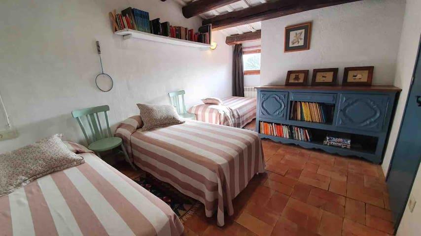 Casa rústica familiar, Masoveria