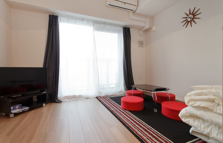 BUSINESS TRAVEL studio★Free wifi★GP801 - Osaka