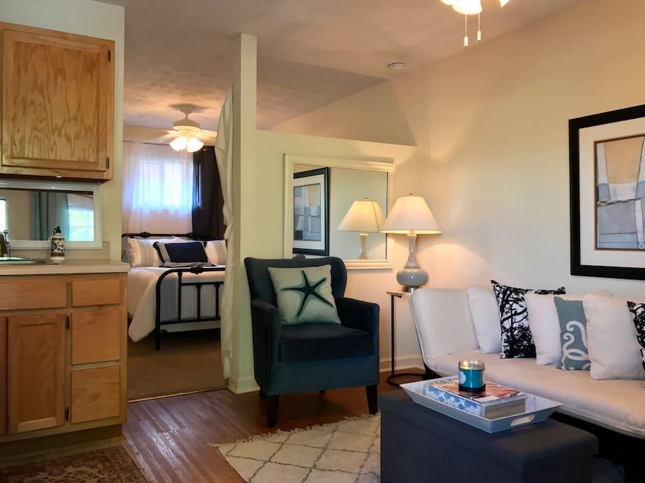 Studio Apartment For Rent In Auburn