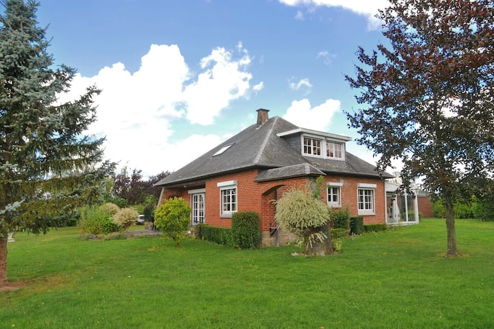 Peaceful Holiday Home in Durbuy with Garden
