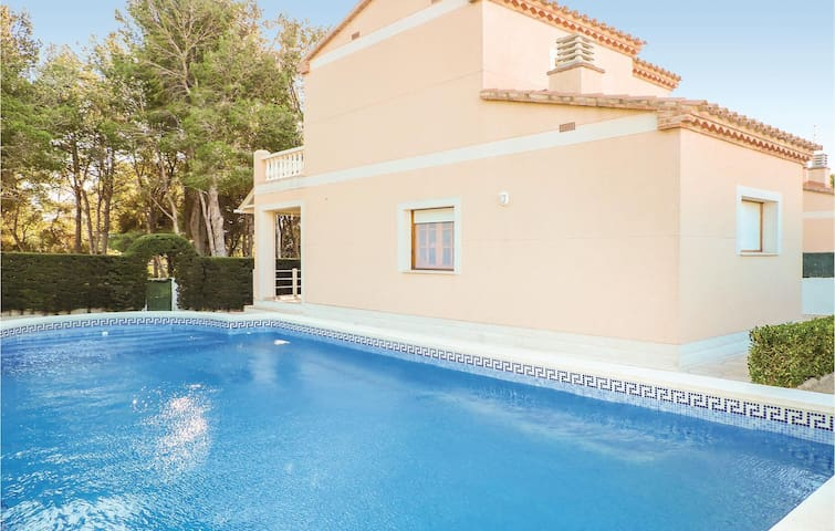 Holiday cottage with 3 bedrooms on 100m² in L'Ametlla de Mar