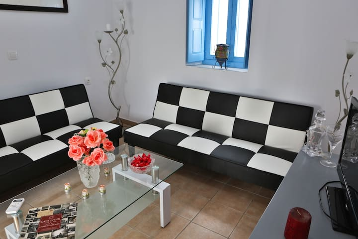 Fey's house - Fira - Apartament