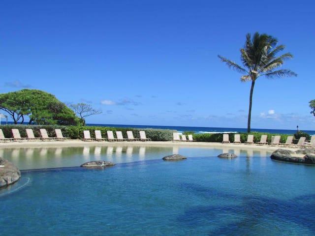 Stunning Beachfront Resort - Lihue - Condominio