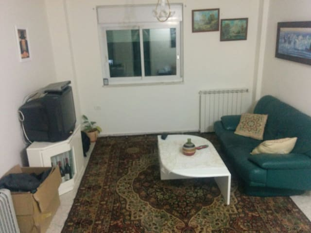Cozy room in a 2.5 rooms cabin/Apt - Jerusalem - Stuga