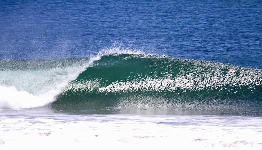 Morrillo surf house