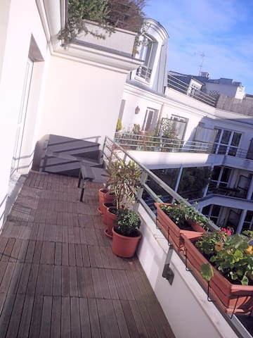 Home - Montrouge - Appartement