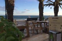 """Promenade Pizza at """"Endless Summer"""""""