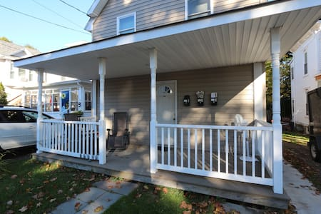 Remodeled One Bedroom Summer Vacation Rental - Oneonta